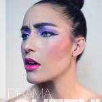 beauty editorial fun makeup