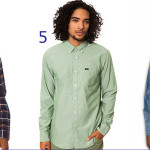mens tshirts and button ups