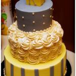 baby-k-tiered-yellow-gray-designer-cake