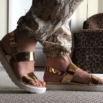snake-skin-pants-metallic-gold-sandals
