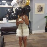 birthday-behavior-all-white-feather-skirt-embellished-beaded-top-11
