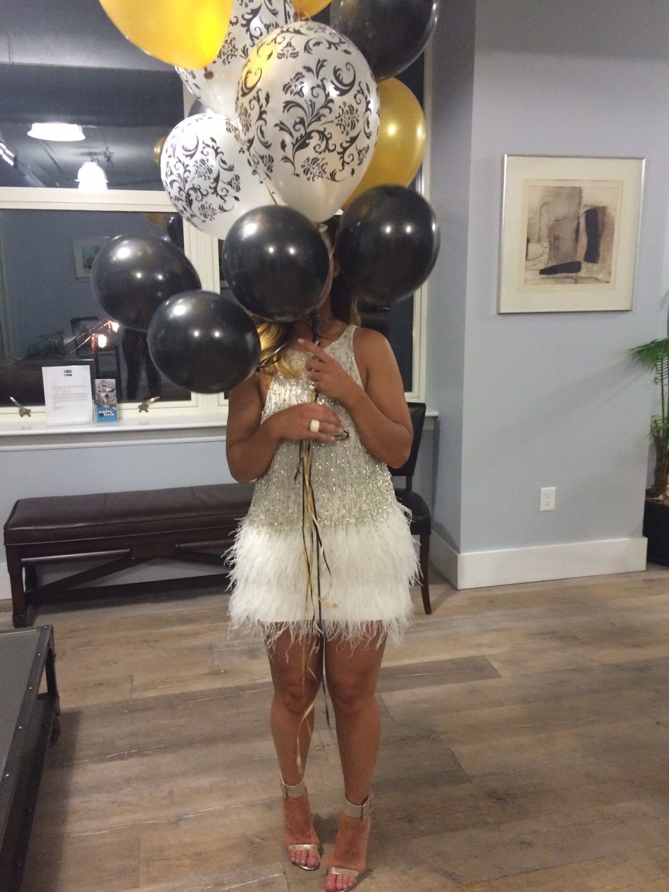 How to Wear All White to Your 30th Birthday Party Merideth Morgan