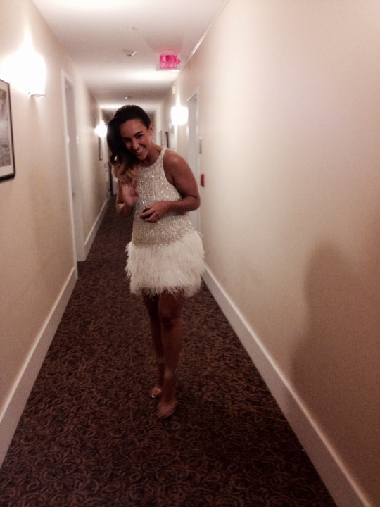 birthday-behavior-all-white-feather-skirt-embellished-beaded-