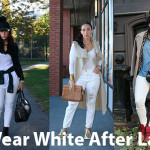5 Ways to Wear White After Labor Day