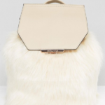 white-fur-backpack