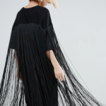 black-fringe-dress