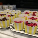freezer dried fruit, healthy gf halloween food