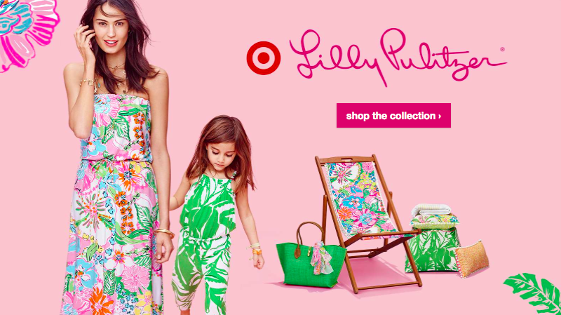 Paste Magazine: Target Announces Collaboration with Lilly Pulitzer, Receives Mixed Reactions