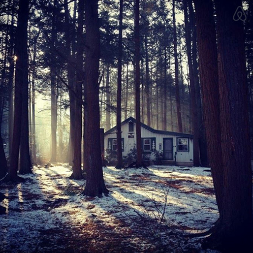 Paste Magazine: 27 Airbnb Cabins Perfect for a Winter Getaway