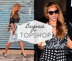Paste Magazine: Beyoncé Teams Up With Topshop for Athletic Streetwear Label
