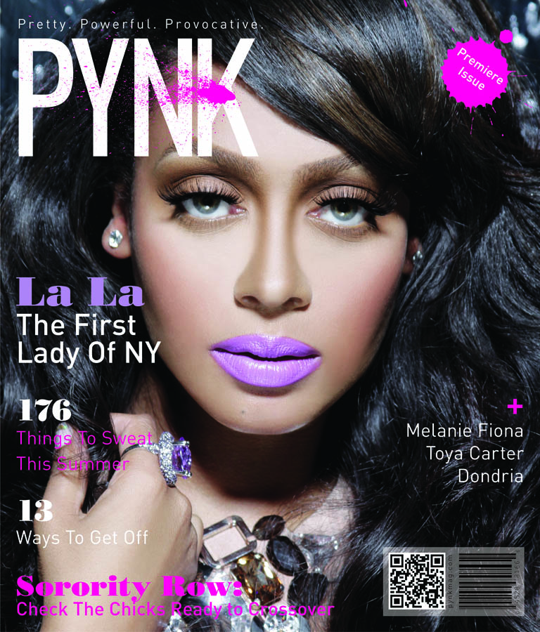 Lala Anthony - PYNK Magazine