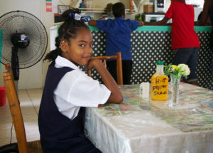 girl-saint-lucian-soufriere-local-food