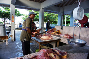 morning-meat-market-soufriere-saint-lucia