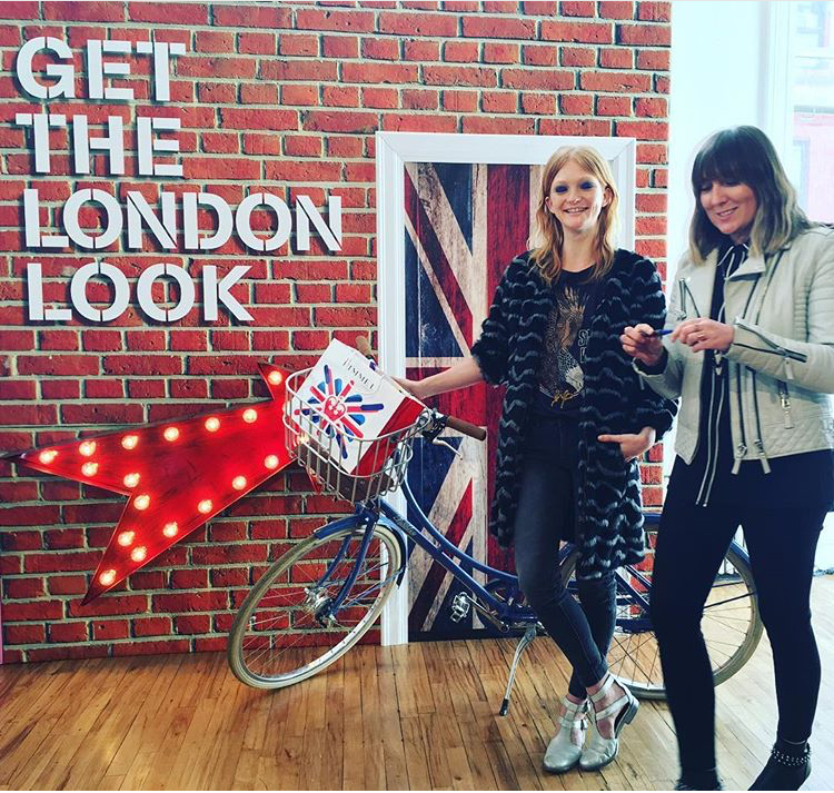 rimmel london-get the london look