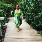 floral-dress-green-trees-miami