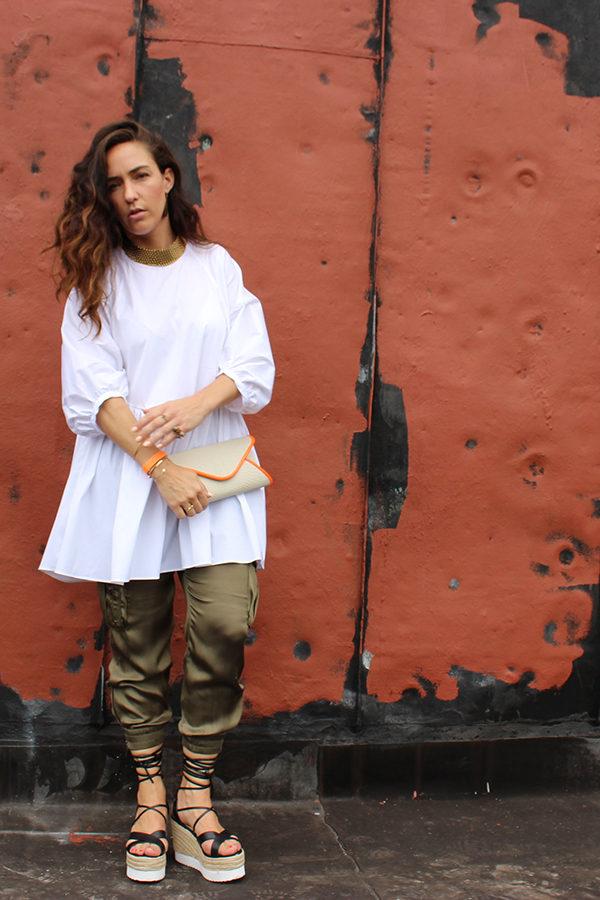 green-silk-pants-white-zara-poplin-dress-ootd-fashion-blogger-22