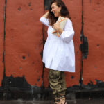 green-silk-pants-white-zara-poplin-dress-ootd-fashion-blogger-24