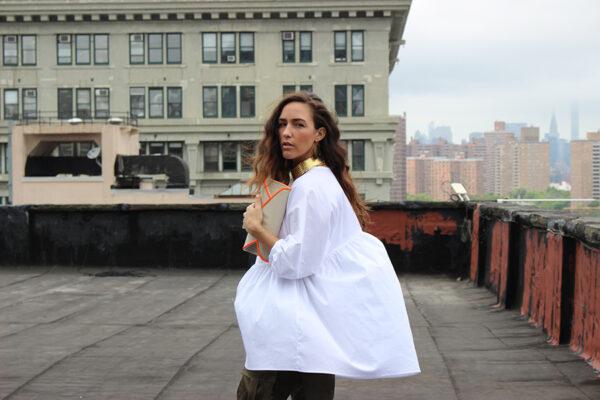 green-silk-pants-white-zara-poplin-dress-ootd-fashion-blogger-28