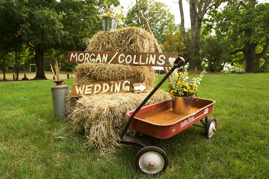 DIY Your Very Own Backyard Garden Party Wedding