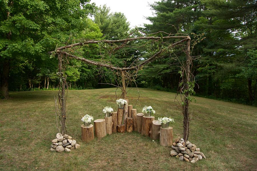 Diy Your Very Own Backyard Garden Party Wedding Merideth Morgan