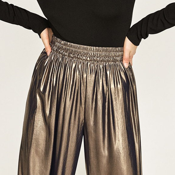 Paste Magazine: 15 Metallic Pieces to Wear Now