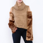 fur-sleeve-sweater-