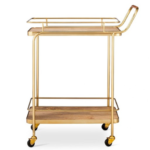 gold-wood-leather-bar-cart