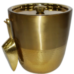 gold-ice-bucket