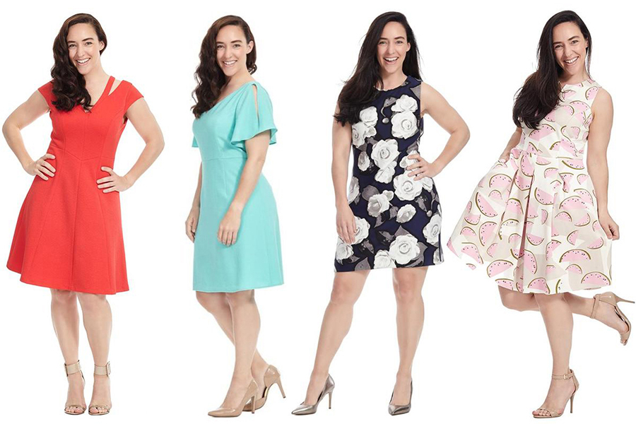 Curvy & Plus Size Clothing Subscription Service for Sizes 10-32
