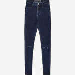 zara high waisted jeans