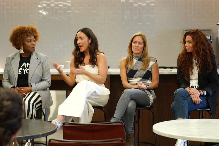 Fashion Stylist & Women Entrepreneurship Panel